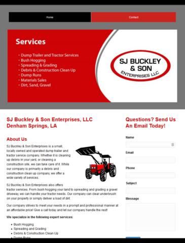 Layouts Business Services Amp Contractors Simplenerds