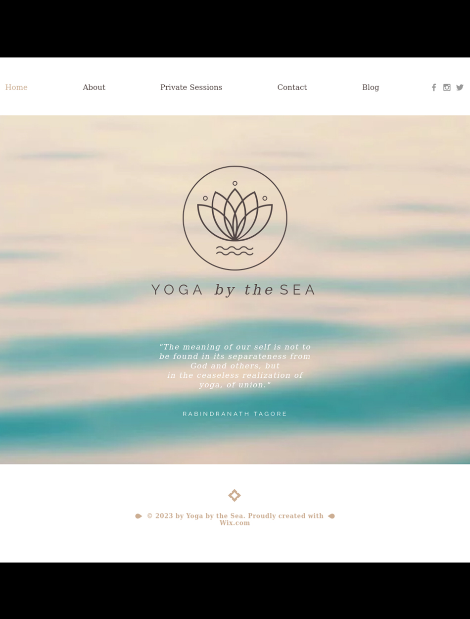 Health & Wellness Website Design